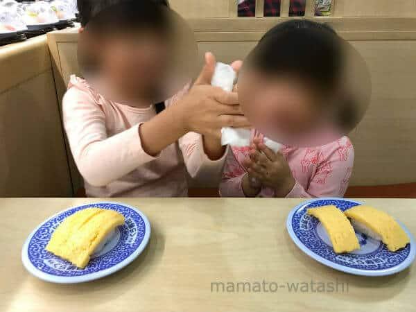 子供が喜ぶくら寿司