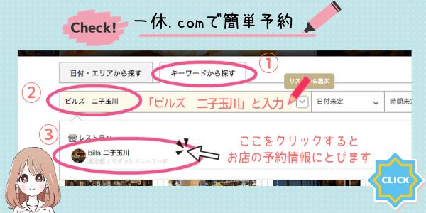 一休.com予約方法